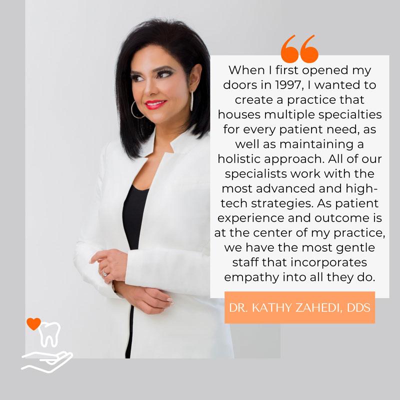 Dr. Kathy Zahedi DDS