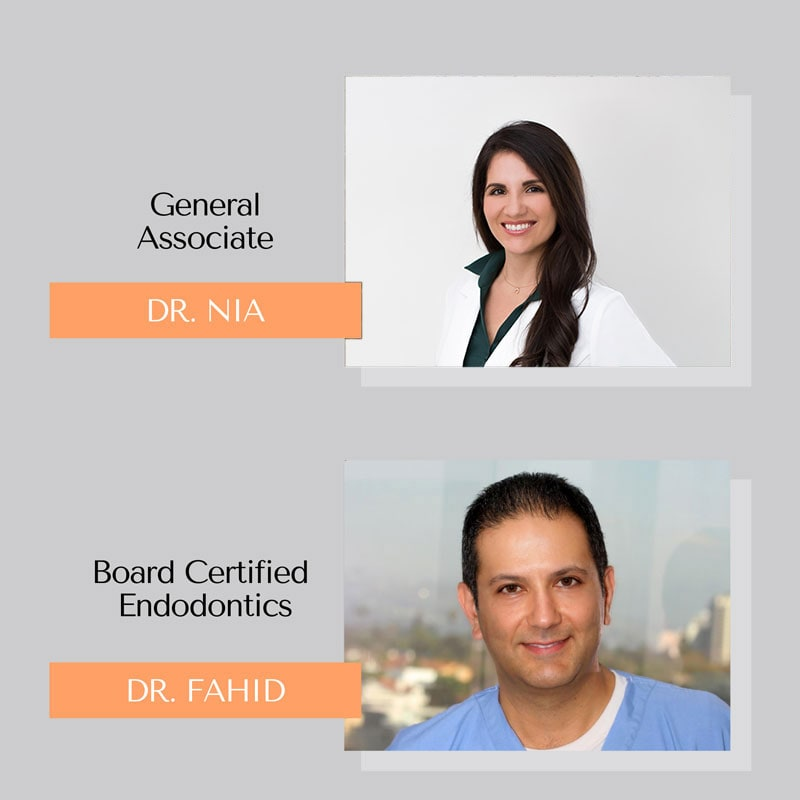 dr.fahid and dr. nia santa monica dentist