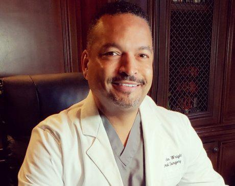 Dr. Wright Headshot