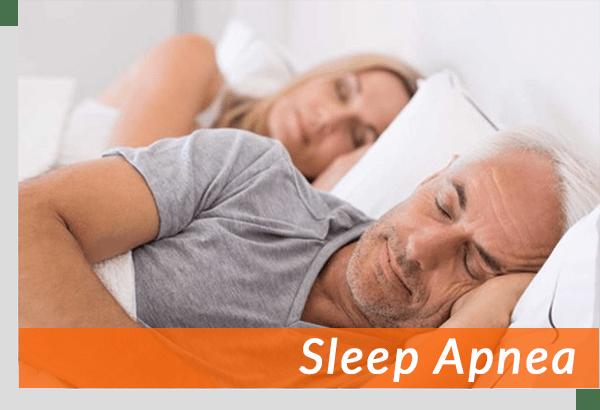husband and wife getting restful sleep